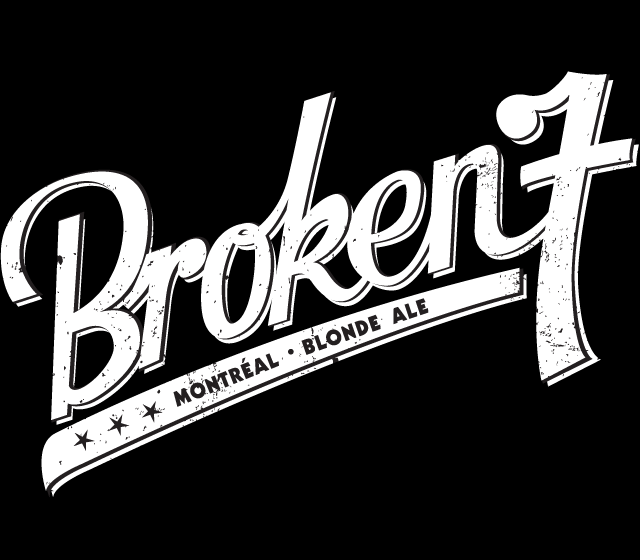 Broken 7 Blonde Ale
